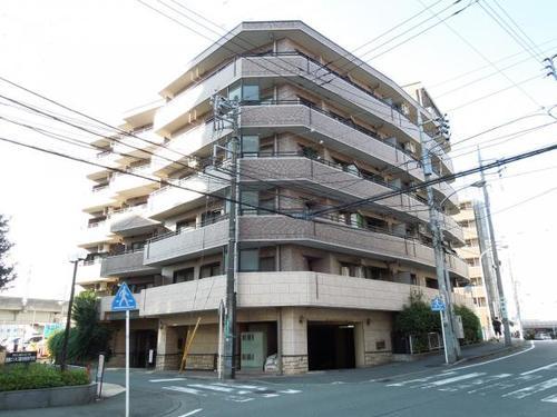 ライオンズマンション町田駅前 歩2分 角部屋 南東×南西向バルコニー 陽当たり良好の画像