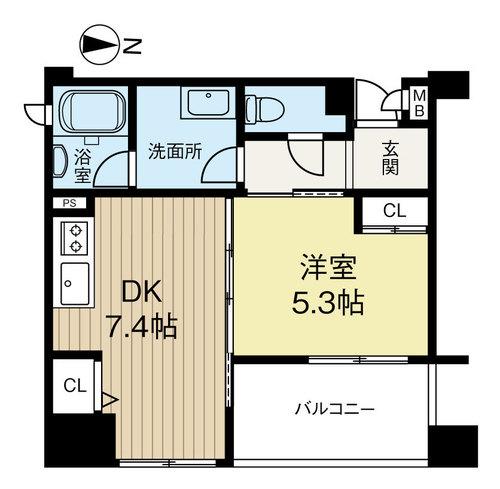 KAISEI江戸堀の物件画像