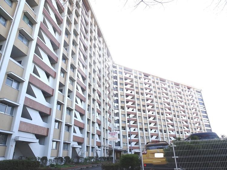 南永田団地1-1号棟 外観