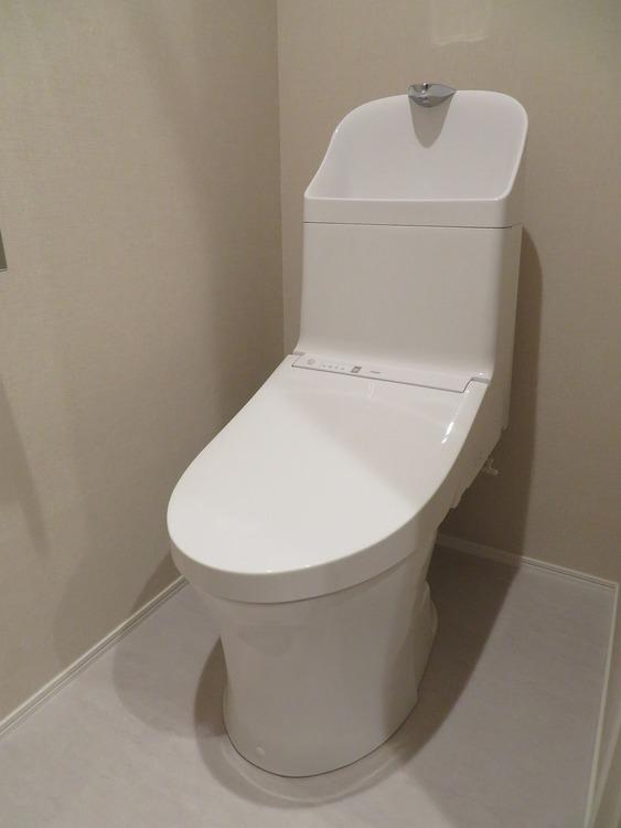 快適な生活を送るための必須アイテムとなった洗浄機能付トイレ