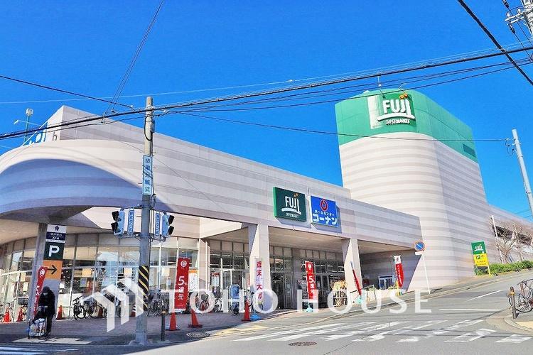FUJI 上野川店 距離400m