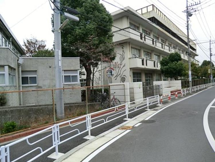 横浜市立緑小学校1120m