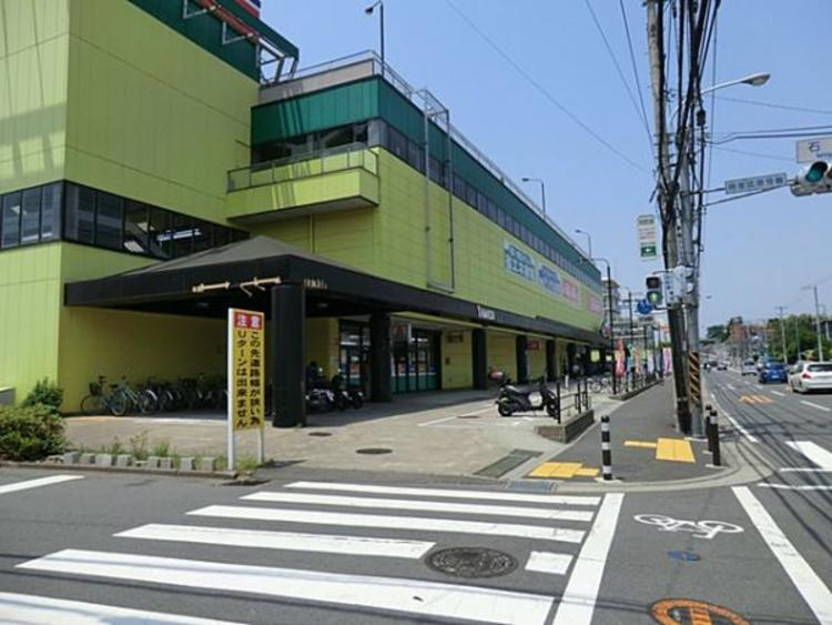 ダイクマ上山店1100m