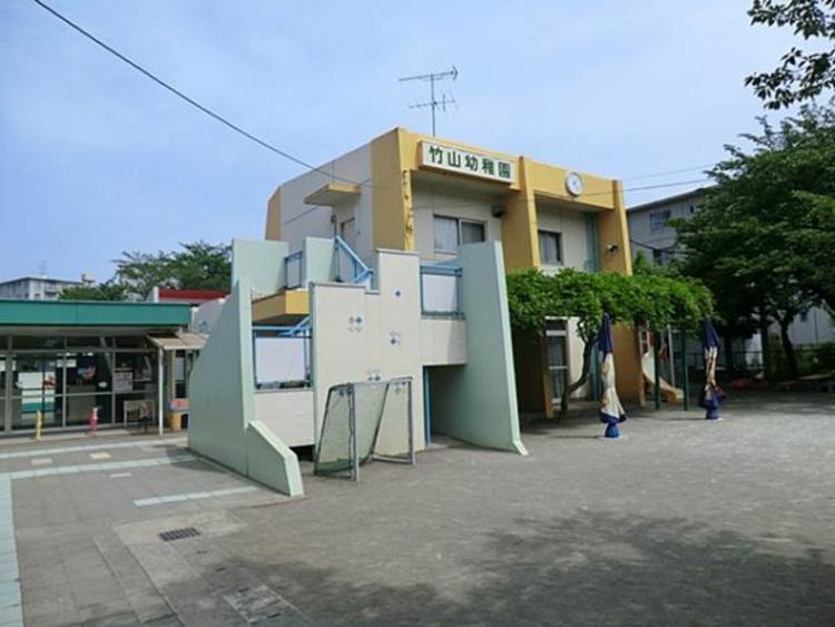 竹山幼稚園1000m