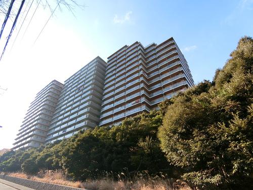 湘南山手桜木坂ビュースクエア壱番館の物件画像