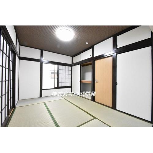 富士見市渡戸1丁目 中古一戸建ての物件画像