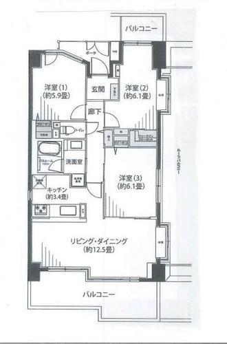 ソルシェ横浜西谷の画像