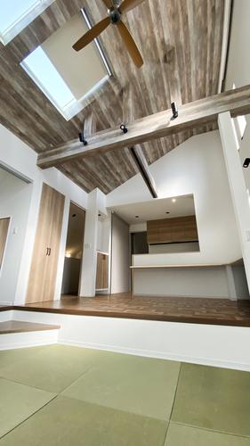 阪急六甲10分築浅デザーナーズ戸建の物件画像