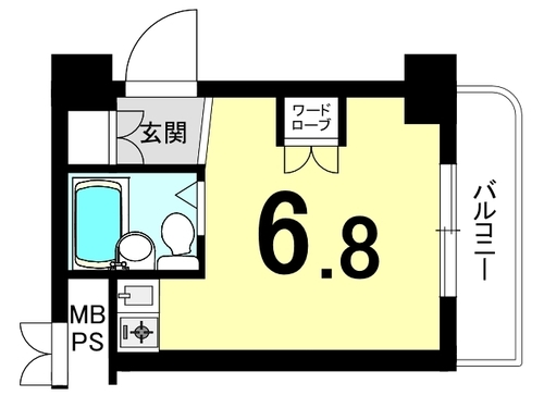 朝日プラザ堺東の物件画像