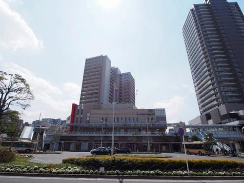 「小田急相模原」駅歩10分 平成24年築 ヘーベルハウス 2LDKの物件画像