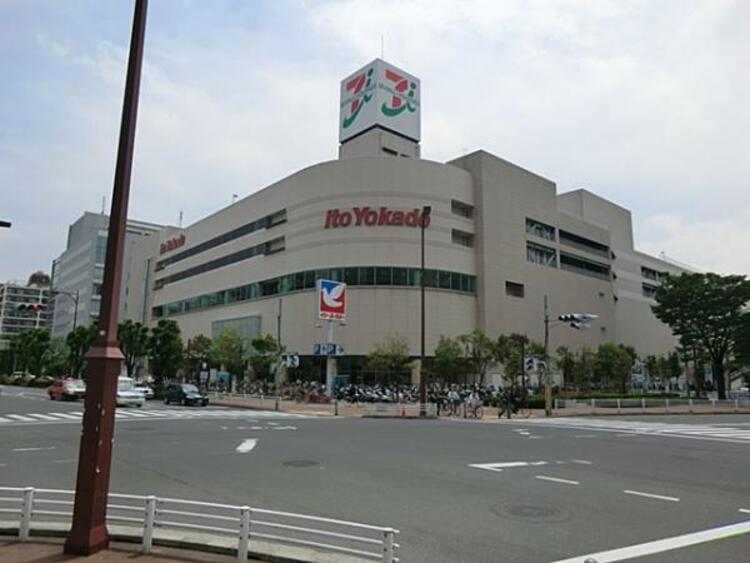 イトーヨーカドー 大森店374m