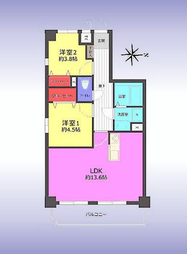ライオンズマンション新高島平の物件画像