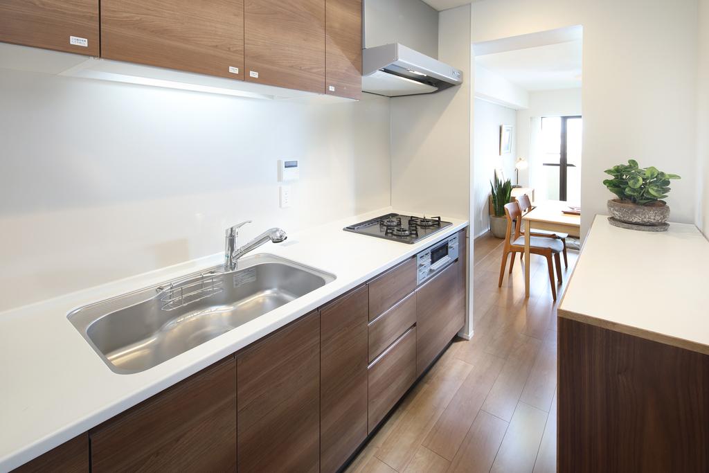 ◇セレクトコース/キッチン◇ 間取りや色合い、設備などを選ぶ設計コース。※無償(一部有償)