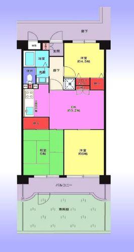 東京都板橋区坂下三丁目5-17の物件の物件画像