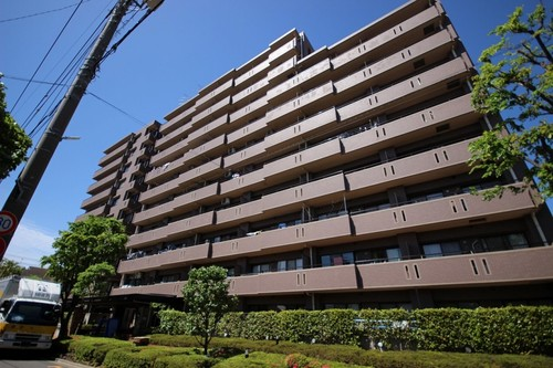 コスモ川口ガーデンスクエアの物件画像