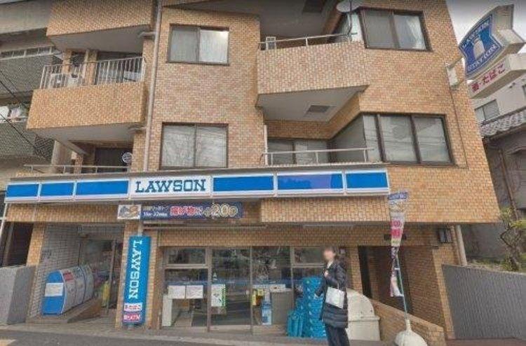 """ローソン麻布三ノ橋店まで137m マチの健康ステーション。 """"みんなと暮らすマチ""""を幸せに。"""