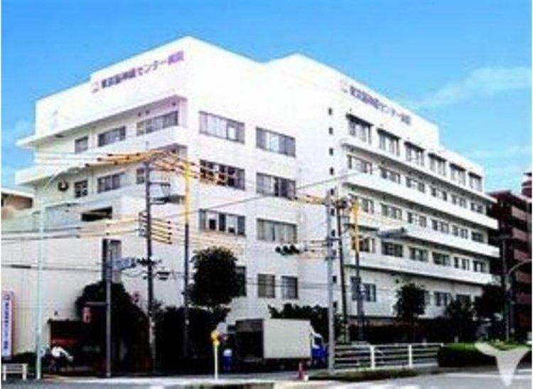 社会医療法人社団森山医会森山脳神経センター病院まで320m。当院は慢性期脳神経疾患及び回復期リハビリを中心とした病院です。