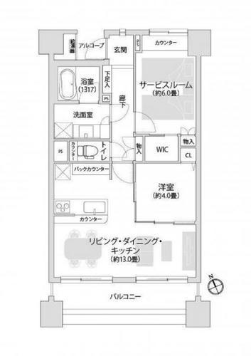 横浜駅徒歩10分◆平坦アクセス◆デザイナーズの画像