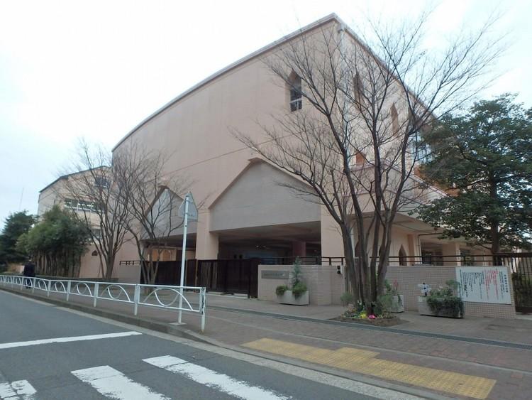 横浜市立中川西小学校