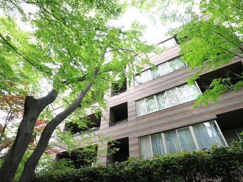 上質感溢れる住空間~パークコート二子玉川弐番館~閑静な住宅街に住まうの画像