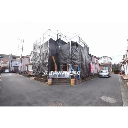 富士見市鶴瀬西3丁目 中古一戸建ての物件画像