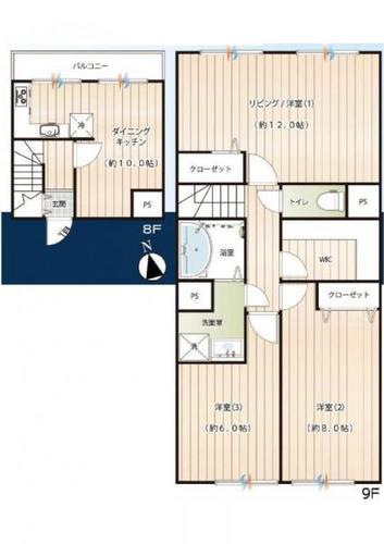金沢八景ローズマンションの物件画像
