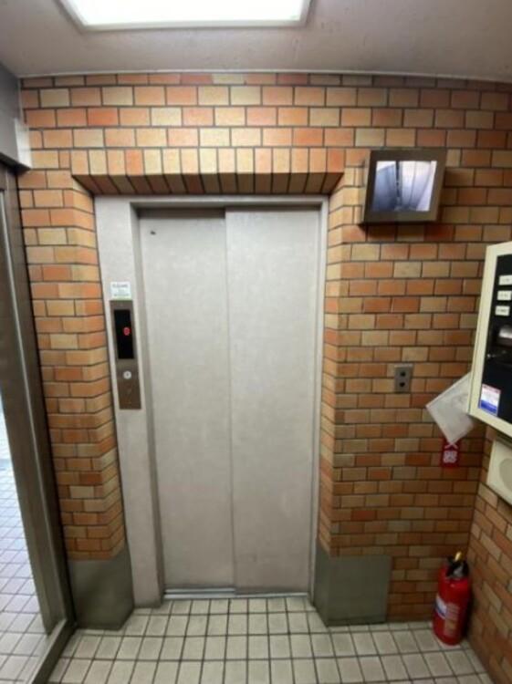 エレベーター完備。お部屋までの移動も楽です