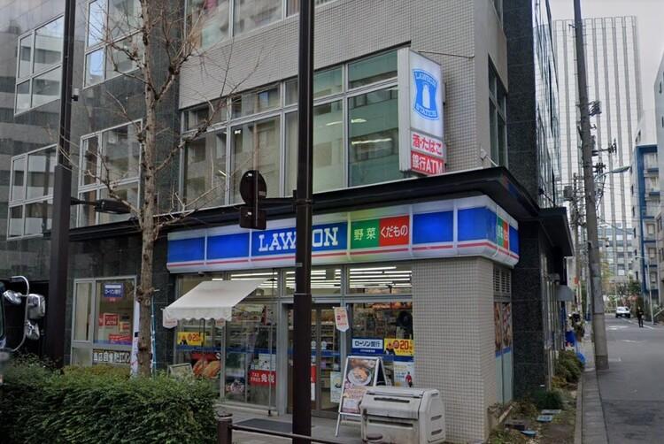 ローソン 新川二丁目店
