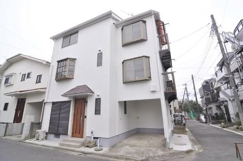 川崎市中原区上平間戸建の画像