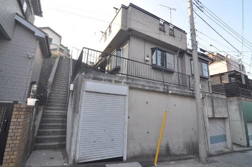 横浜市鶴見区馬場2丁目戸建の物件画像