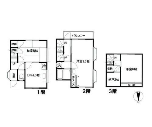 横浜市神奈川区青木町戸建の画像