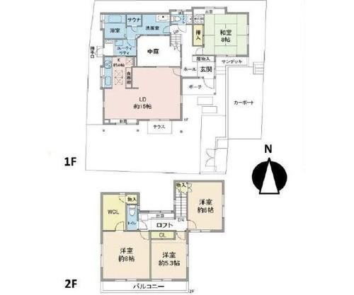 横浜市戸塚区原宿1丁目戸建の物件画像
