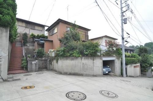 横浜市緑区上山2丁目戸建の物件画像