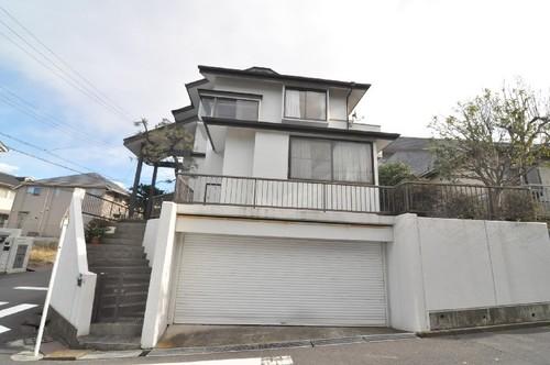 横浜市中区本牧間門戸建の物件画像