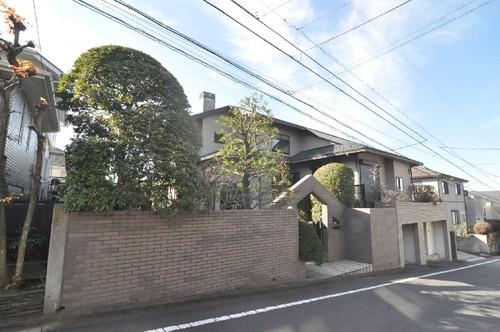 横浜市青葉区大場町戸建の物件画像