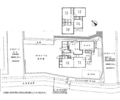 横浜市港南区上永谷町戸建の物件画像
