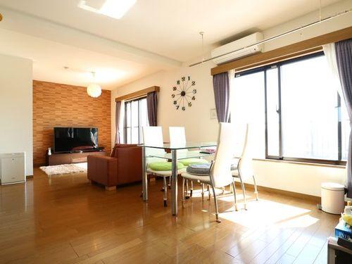 美しい街並みに佇むマンション「ライオンズガーデン西蒲田」の画像