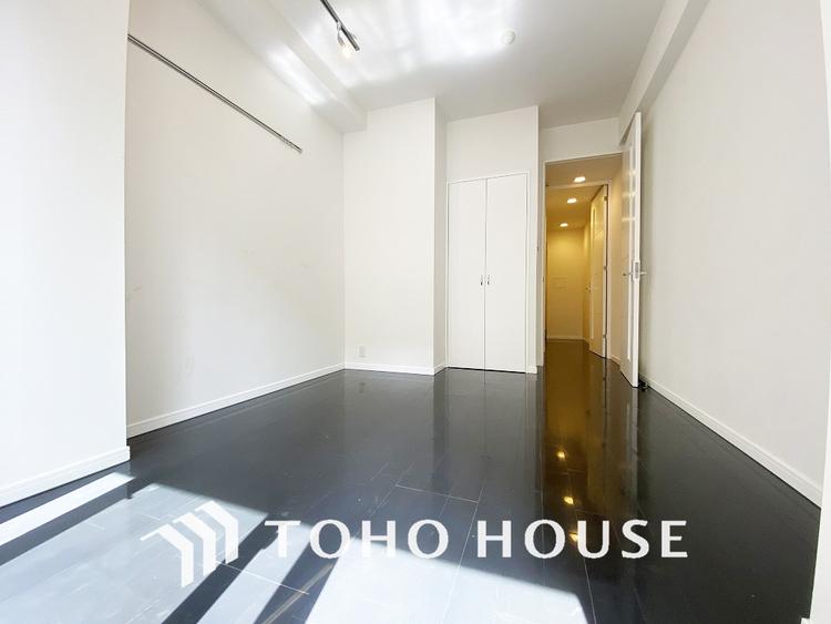 6.5帖ほどの居室は、使い勝手が良く好みのデザインにできます