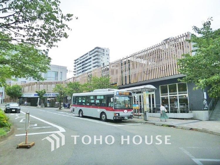 東急田園都市線「宮崎台」駅 距離800m