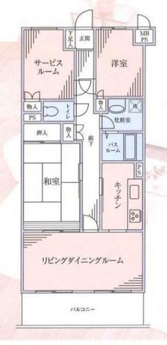 ライオンズマンション東戸塚第3の画像
