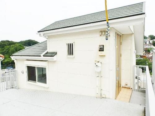 新築未入居 京急富岡 3号棟 通風・陽当り良好な高台の家の画像