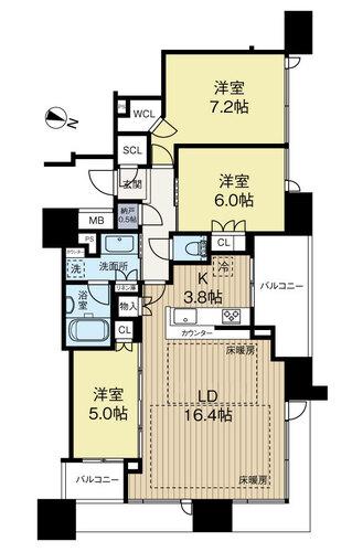 シティタワー梅田東の物件画像