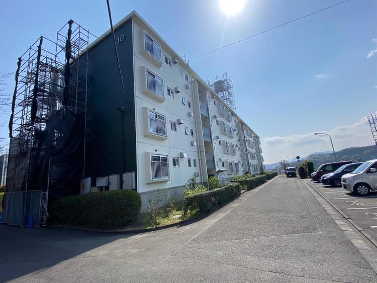 総戸数340戸のビッグコミュニティです。