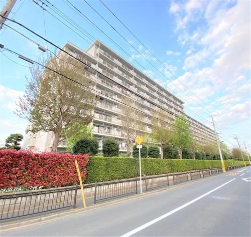 新松戸西パークハウスF棟(907号室)の物件画像
