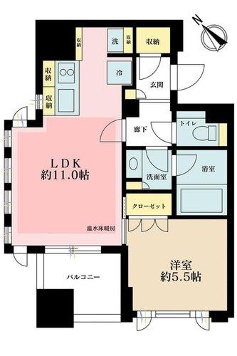 インプレスト赤坂の物件画像