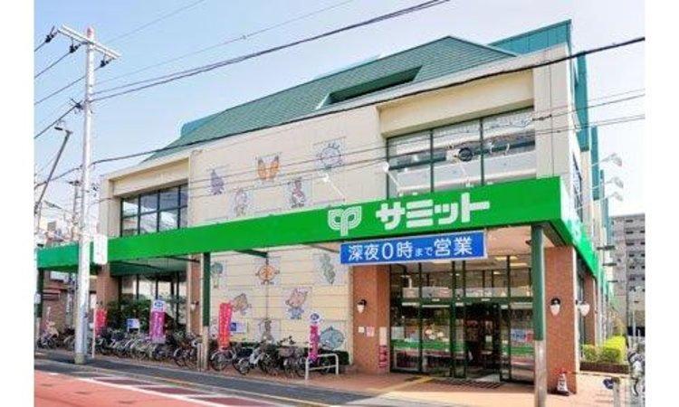 サミットストア大田千鳥町店まで400m