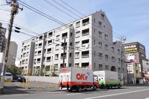 横浜神之木オリエントコートの物件画像