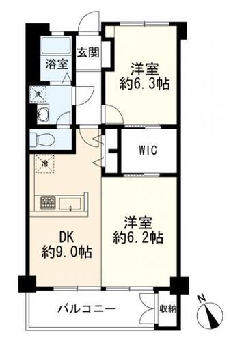 綱島住宅の物件画像