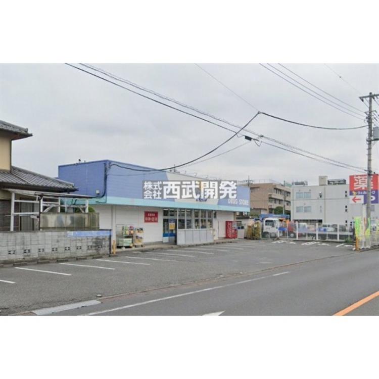 ウエルパーク飯能稲荷町店(約550m)