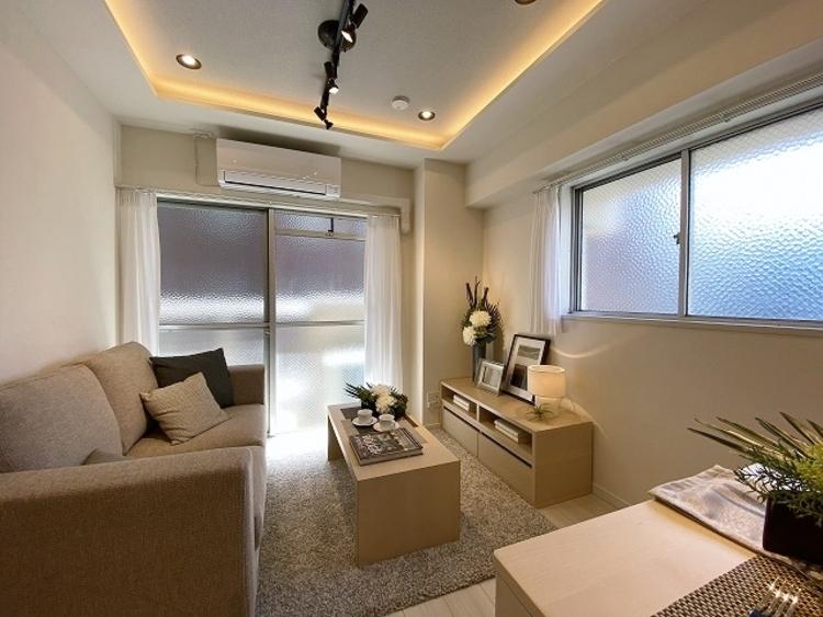 爽やかで風通しの良い暮らし。少しでも豊かに、少しでも快適に。心に余裕をもたらす優しい空間です。